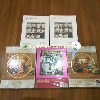 [WANNA ONE] ALBUM ONLY Unsealed