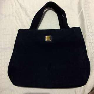 Esprit nylon mini black bag