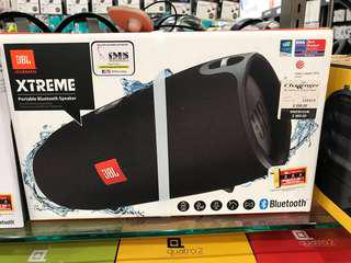 JBL Xtreme Speaker Black New