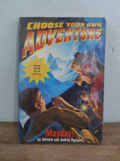 Choose Your Own Adventure - Mayday
