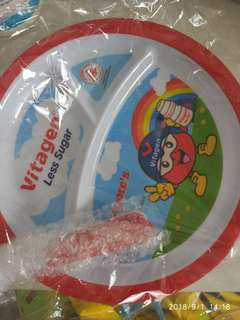 🚚 BN Baby/toddler plate, spoon and fork