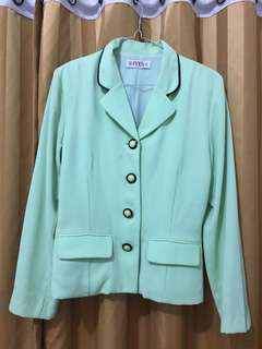St. Ives blazer mint