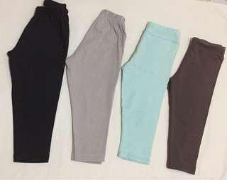 (Kids) Plain leggings