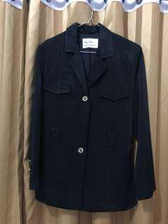 Indiana blazer black