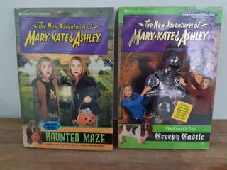 The New Adventures of Mary Kate and Ashley (bundle)