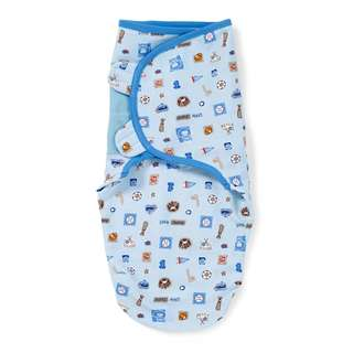 🚚 SW001 New Baby Newborn Infant SWaddle Size Newborm 0-3M Little Champs