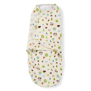 🚚 SW015 New Baby Newborn Infant SWaddle Size Newborm 0-3M Owl