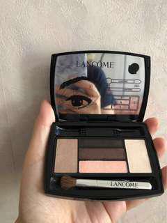 Lancome 大地色眼影5 color eyeshadow palette