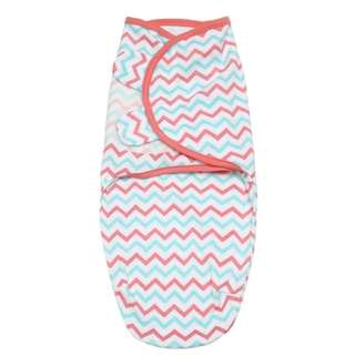 🚚 SW022 New Baby Newborn Infant SWaddle Size Newborm 0-3M Chevron