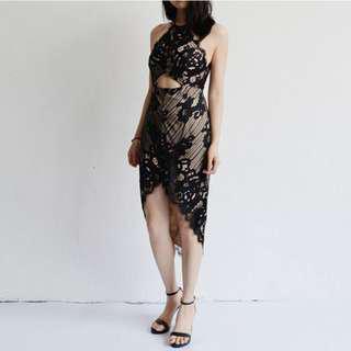 BNWT Premium Lace Dress