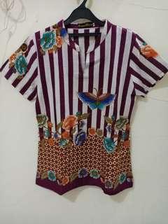 Batik Katun Benang Raja
