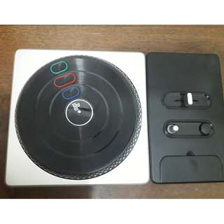 PS3 DJ HERO COMBO