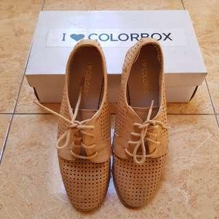 Sepatu colorbox ORI
