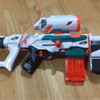 Nerf Tri-Strike Full Accessories