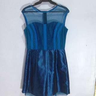 Karimadon Cocktail dress (blue)