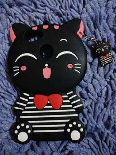 CAT SOFTCASE -  OPPO F5/F5 YOUTH