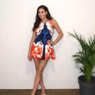 Keepsake the Label // Floral Dress