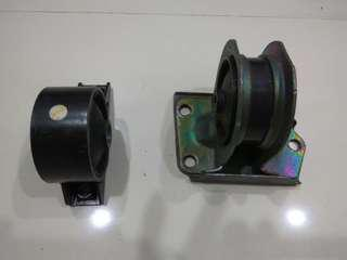 Perdana V6 full rubber mounting