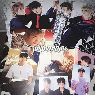 [WTS] BTS PHOTOCARDS & POSTCARDS