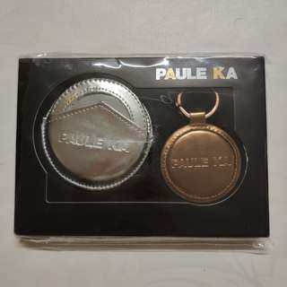 ELLE雜誌 限量贈品 鎖匙扣+鏡set