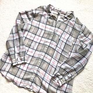 Old Navy Checked Shirt