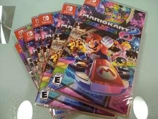 🚚 Mario Kart 8