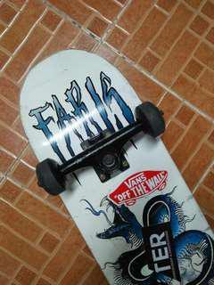 The speakeasy full set skateboard