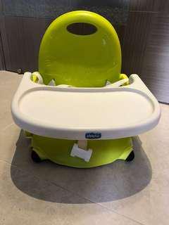 Chicco 摺疊餐椅