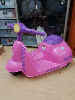 Rechargeable Motor for Kids