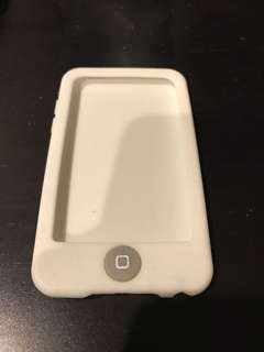 IPod Touch rubber case - nice soft feel to the rubber