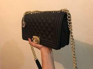 (On-Hand) Hillary Matte Bag 25 cm