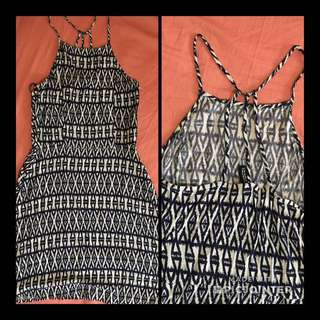 H&M Halter Dress