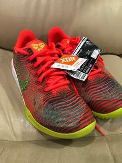 Nike 全新 籃球鞋 XDR耐磨柳膠 KB MENTALITY II EP