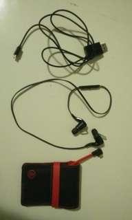 Plantronics Wireless Headset Back Beat Go 2