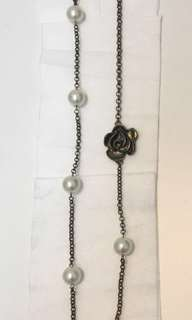 Vintage Necklace with Fresh Water Pearl