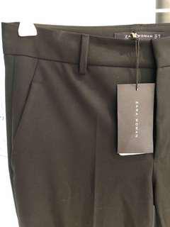 Zara Size M Black Pants