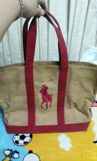 * REPRICED * Ralph Lauren Bag