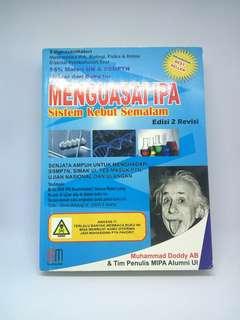 Buku SKS siantek / ipa / menguasai ipa (SBMPTN)