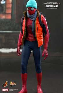 Hot Toys The Amazing Spider-Man 2 Spiderman