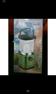 LED充電式手提露營燈