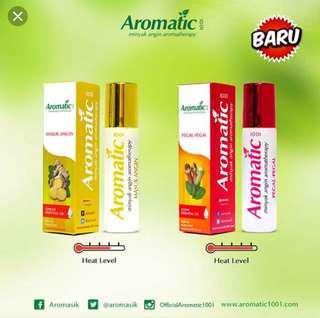 Aromatic Ginger/Clove Essential Oil