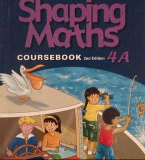 Shaping maths P4