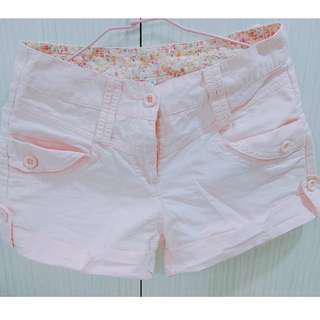 【全新】淺粉色 熱褲/短褲