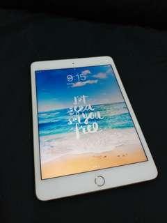 Apple ipad Mini 4 128GB wifi (Gold)