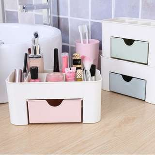 Make up/office desk organizer