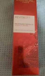 Brand new in box l'oreal revitalift micronized centella essence water