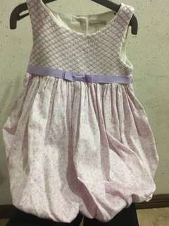 Periwinkle Lavender Dress 18-24 months