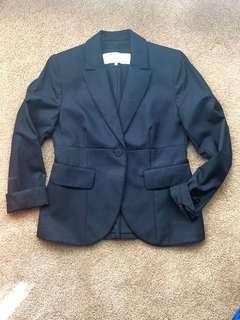 Stella McCartney x Target collection: black wool blazer