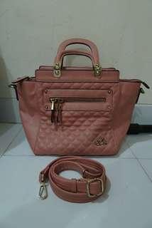 Dusty Pink Elle Bag