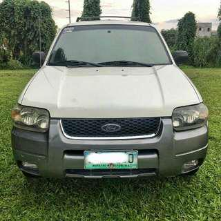 2006 Ford New Escape Xls Nbx Limited not Crv Xtrail Sportage 🚘